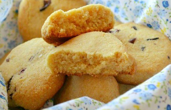 Най-бързите бисквити – палео, без брашно, веган