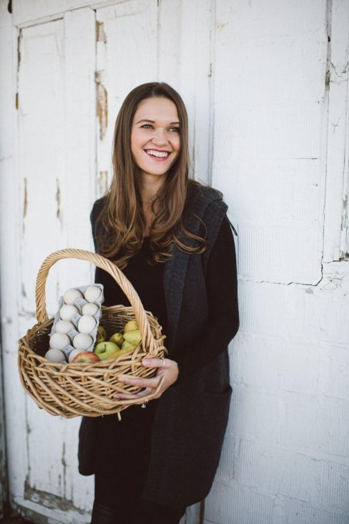 Изабела Уенц и диетата на преден план