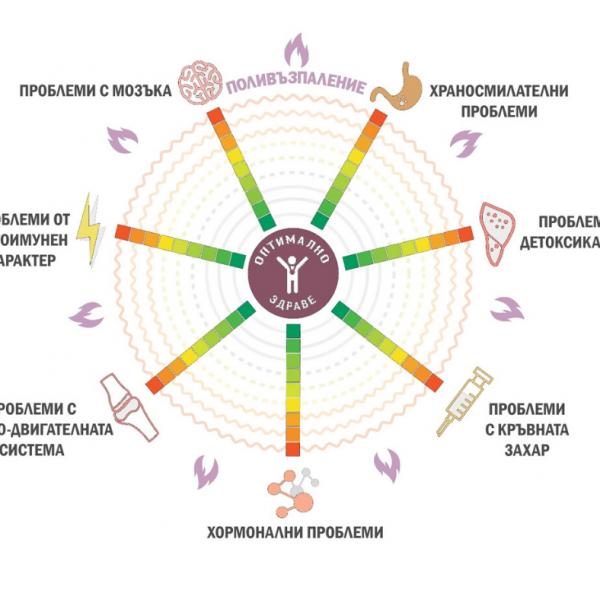 Спектърът на хроничното възпаление
