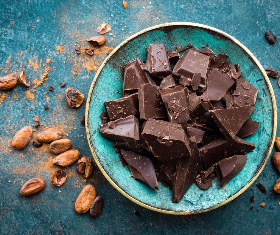 Шоколад с етерични масла
